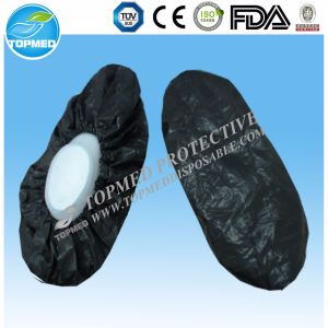 Disposable One Time Use Plastic PE Shoes Cover pictures & photos