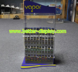 Custom Clear Acrylic 30ml E-Juice Bottles Display Stand pictures & photos