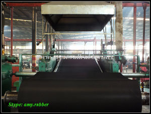 Gw1004 NBR Rubber Sheet Roll / Oil Resistance Smooth Surface pictures & photos