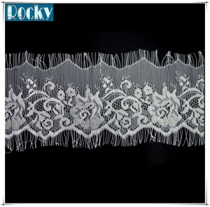 DIY Craft Sewing Dress Eyelash Lace Trimming Stretch Lace pictures & photos
