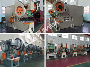 Power Press, Holes Punching Machine, Punching Holes, Punching Machine pictures & photos