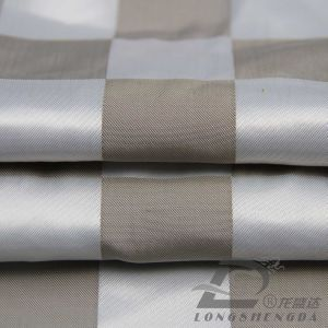 75D 245t Jacquard 60% Polyester 40% Nylon Fabric (H030) pictures & photos