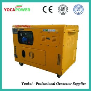 9kw Single Phase Portable Silent Generator pictures & photos