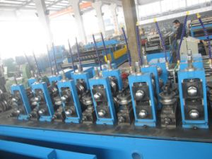 High-Frequency Welding Pipe Making Machine pictures & photos