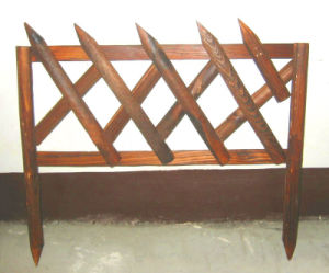 Garden Fencing Product Wooden Guardrail