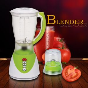 CB-B731 Plastic 2 in 1 Electric Blender pictures & photos