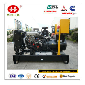 Foton Isuzu AC Three Phase 32kw/40kVA Open Frame Diesel Generator Set pictures & photos
