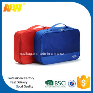 New Product Barrel Shaped Travel Contents Cosmetic Bag Large Capacity Wash Bags