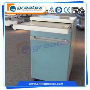 Mobile Hospital Bedside Cabinet, Hospital Bedside Lockers, Hospital Beside Cabinet (GT-TA039) pictures & photos