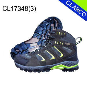 Leather Sports Hiking Outdoor Safety Shoes pictures & photos