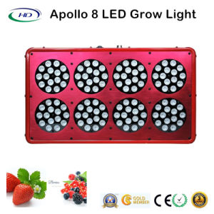 240W Colorful Outlook Apollo 8 LED Grow Light for Flowering pictures & photos