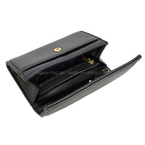 PVC Leather Made Small Wallet/ Coin Pouch pictures & photos