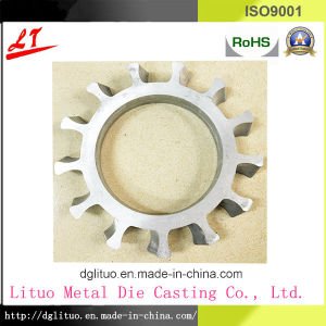 China Customized CNC Aluminum Alloy Die Cast Wheel Hub Used in Auto/Motorcycle/Mechinery pictures & photos