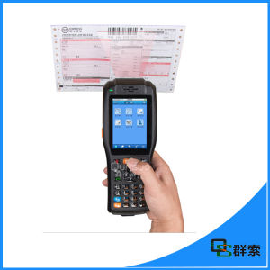 Waterproof Android Barcode Scanner Industial Handheld PDA with Thermal Printer