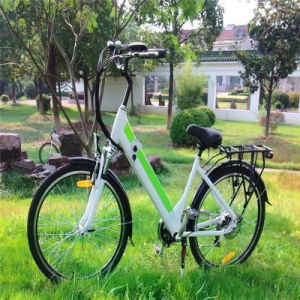 26′′ Tube Hidden Battery City Road Electric Bike Bicycle Ebike pictures & photos