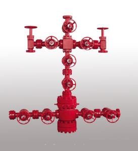 Api 6a Petrochemical Equipment Oil Equipment Wellhead (X-mas tree) pictures & photos