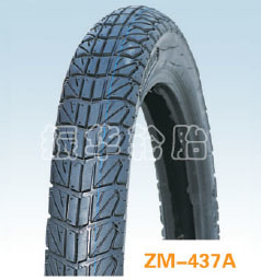 Motorcycle Tyre Zm437A