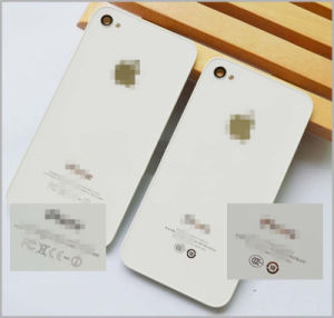 Mobile Phone Repair Parts for iPhone4s Mobile Phone Spare Parts Back Housing pictures & photos