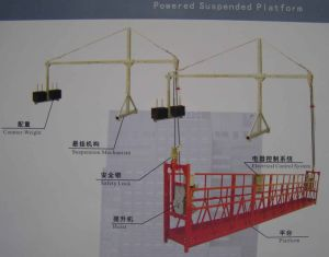 Suspension Power Work Platform pictures & photos