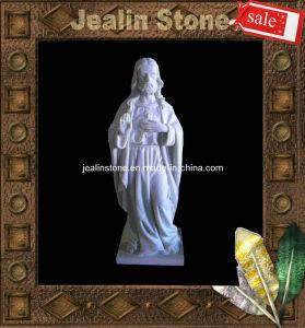 Sacred Heart of Jesus Statue (JS-PC-033)