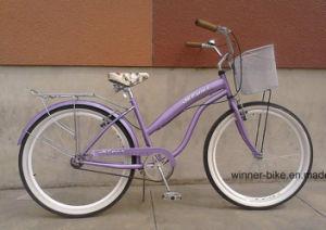 Ladys 26 Inch Ladys′ Beach Cruiser Bike pictures & photos