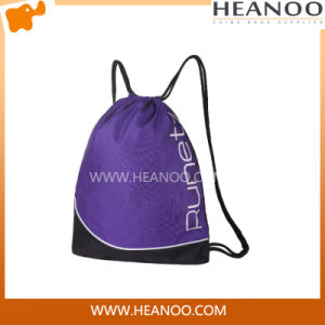 Hot Sale Promotion Non Woven Drawstring Backpack Sport Gym Bag pictures & photos
