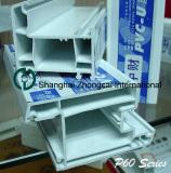 High Anti-UV PVC Profiles (P60 Series) pictures & photos