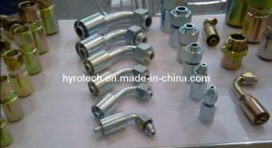 Hydraulic Fitting & Hydraulic Adapter, Hydraulic Connector pictures & photos
