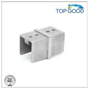 Stainless Tube Connector for Square Channel Tube Systems pictures & photos