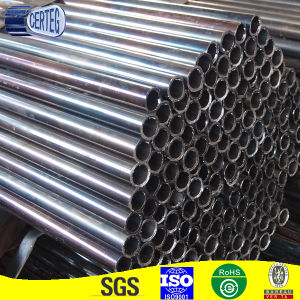 Mild Steel Welded 21mm Round Pipe for Furniture Structure (JCBR-1) pictures & photos