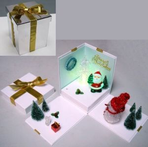 DIY Christmas Gift Box (CG-16)