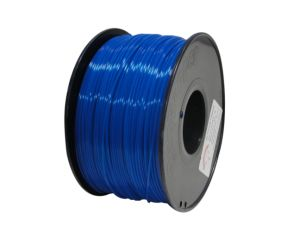 PLA 1.75mm Fluorescent Blue 3D Printing Filament for 3D Printer pictures & photos