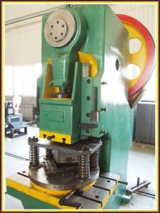 Mechanical Notching Machine for Angles (Model AC140) pictures & photos