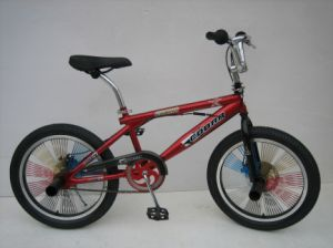 """20"""" Steel Frame Freestyle Bike (FS2052) pictures & photos"""
