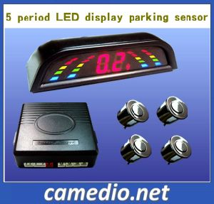 5 Period Digital LED Display Car Reverse Parking Sensor pictures & photos