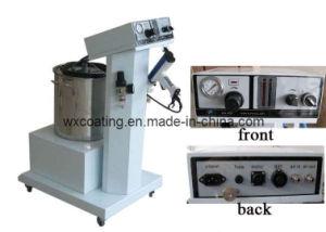 Wx-Pr Electrostatic Flocking Machine pictures & photos