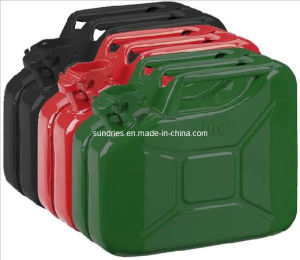 10L Erect Metal Jerry Can pictures & photos