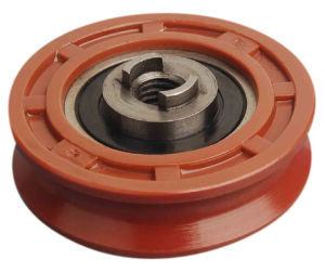 Plastic Pulley Rope Roller, Pulley, Bearing, Wheel pictures & photos