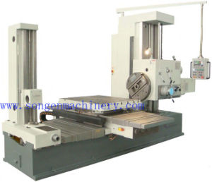 Table Type Horizontal Boring Mill with Spindle Diameter 85mm (THBM85) pictures & photos