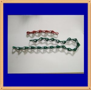 Ring Chain/Double Hook Chain Making Machine pictures & photos
