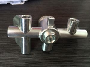 CNC Machining Metal Parts pictures & photos