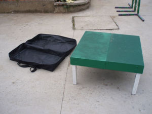 Agility Dog Training Jumping Table (GW-DT05) pictures & photos