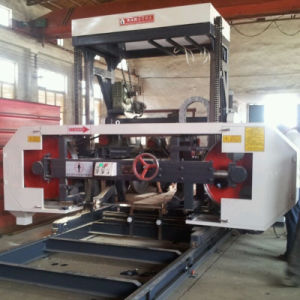 Timber Band Saw, Wood Sawmill, Wood Cutting Electric Saw pictures & photos