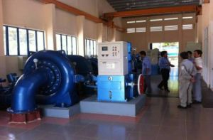 Horizontal or Vertical Francis Turbine for Hydro Power Plant pictures & photos