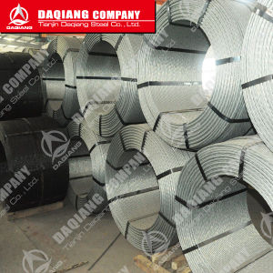 Galvanized Steel Strand (1*7 wires) pictures & photos