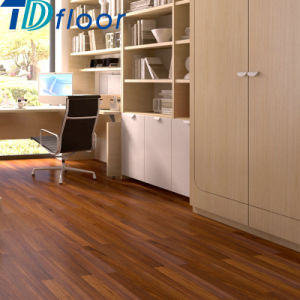 100% Virgin Material Click Vinyl Planks Flooring pictures & photos