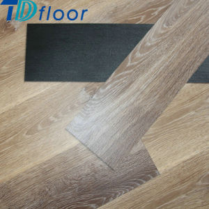 Wood Pattern PVC Luxury Dry Back Flooring Planks pictures & photos