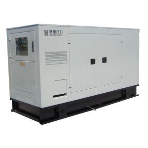 Super Cummins 143kVA Silent Generator Set 1500rpm pictures & photos