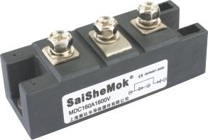 Bridge Rectifier Module Silicon Controlled Module (MDC1601600V) pictures & photos