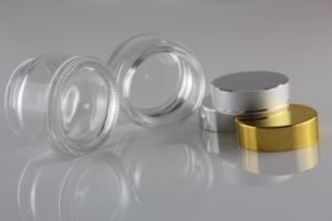 50g Glass Cream Jar for Cosmetics Packaging Ufig-50-024 50ml